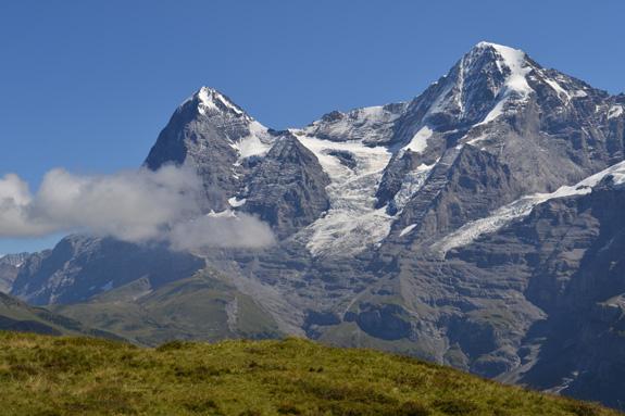 Eiger & Switzerland \u2013 Escape from Cube Land
