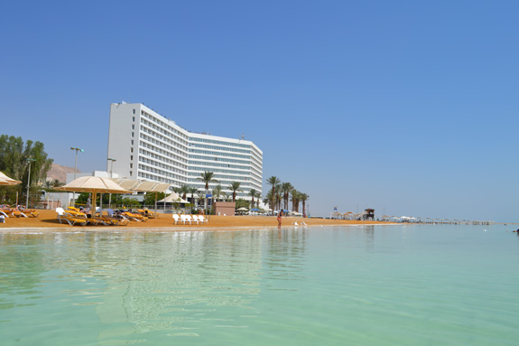 Resorts on the Dead Sea