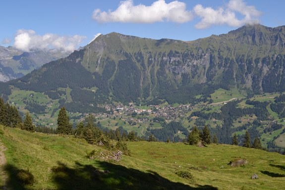 view of Wengen