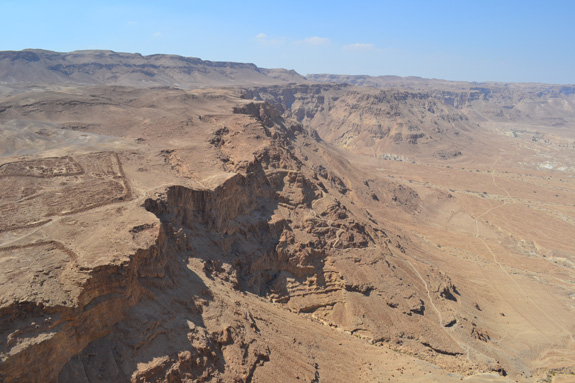 Another Masada view