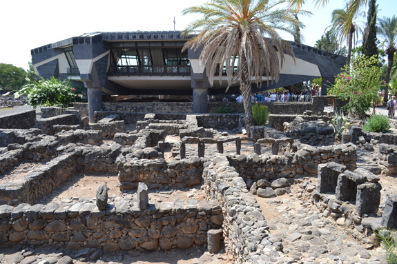the house of Peter in Capernaum
