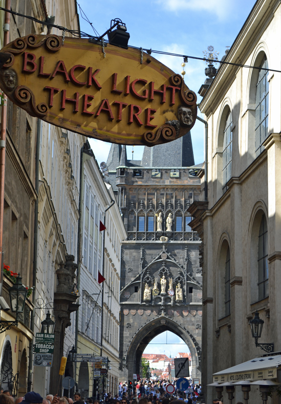 Prague's Ta Fantastika Theater