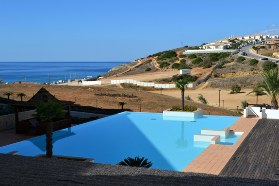 Belmar pool in Lagos, Portugal