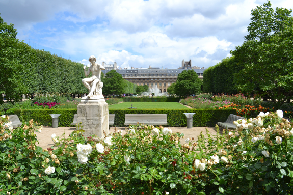 Royal Palace Garden