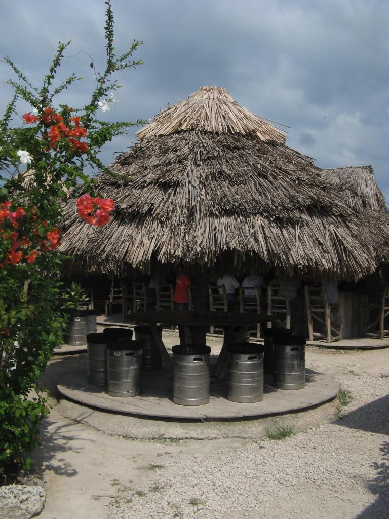 Scothies bar in Jamaica