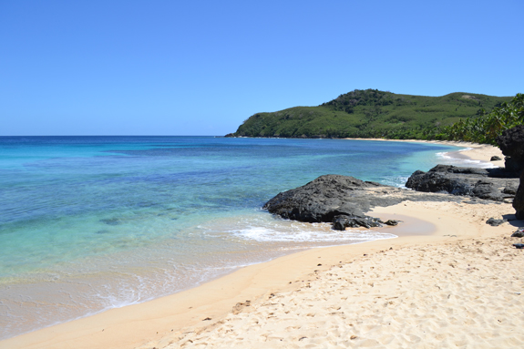 Likuliku Beach on Waya Island