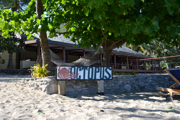 Octopus Resort on Waya Island