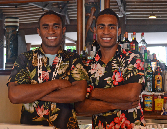 bartender brothers in Fiji