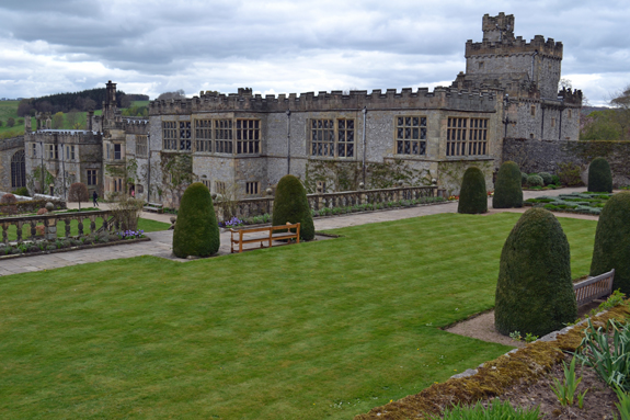 Haddon Hall, Peak District