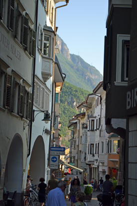 Bolzano, Italy street
