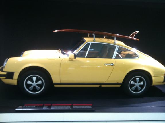 Porsche 911 2.7 Coupe
