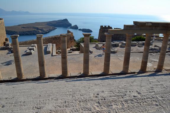 acropolis stoa