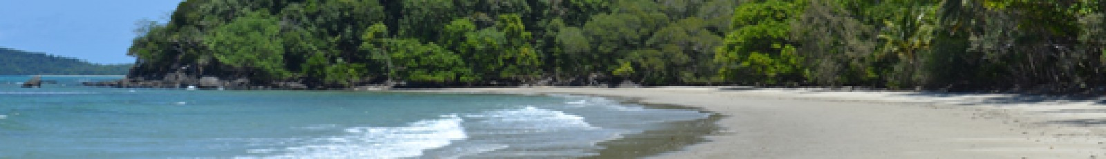 Cape tribulation beach for contact