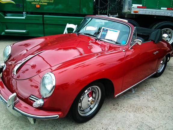 1961 Porsche 356C