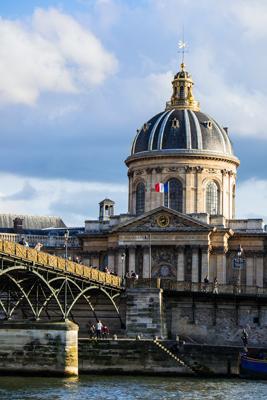Pont des Arts locks.