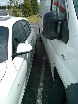 bad park job