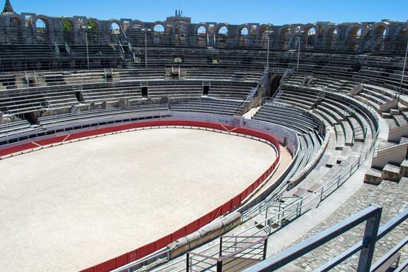 Arles colesseum
