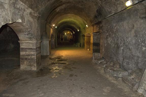 Arles cryptoporticus