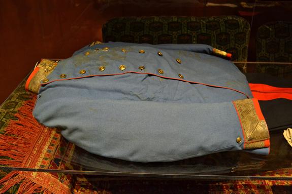 Franz Ferdinand's tunic