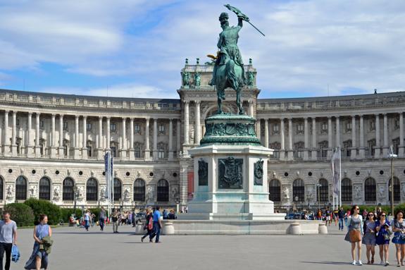Vienna scene