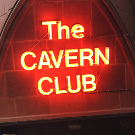 Cavern Club sign