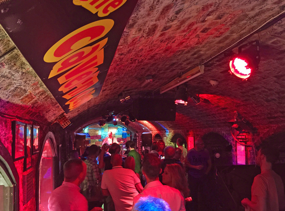 Cavern Club view