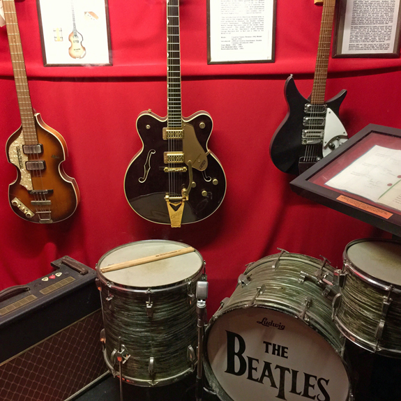 Beatles instruments
