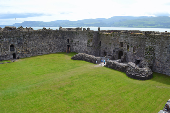 inside Beaumaris