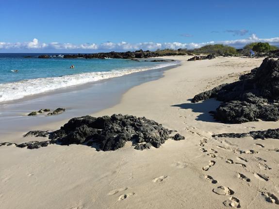 Kekaha Kai beach