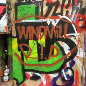 Windmill Lane RIP