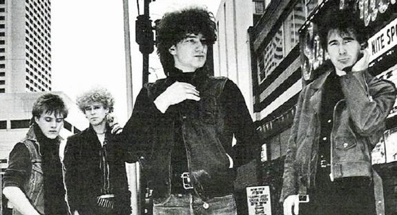 early U2 photo