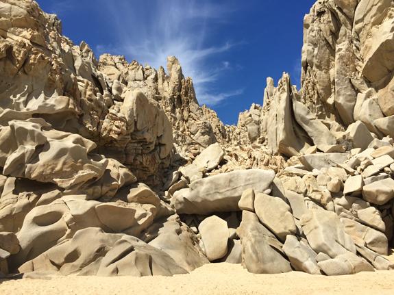 More cabo rocks