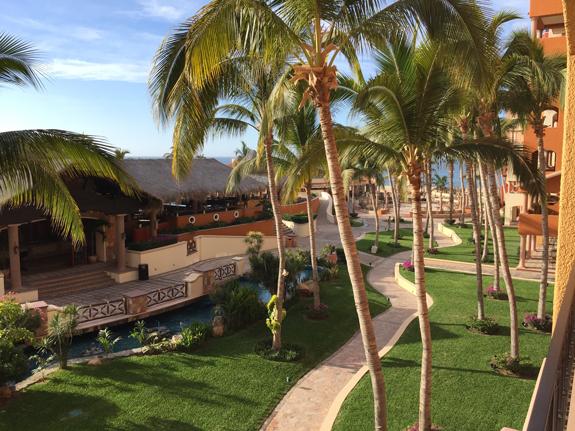 Cabo resort